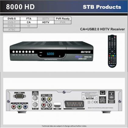Super Golden Lazer  8000 HD Dump File (Satellite Dump File)